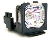 Original Philips Lamp & Housing for the Eiki LC-XM2 Projector