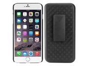 Cellet Shell + Holster + Kickstand Combo Case with Belt Clip for Apple iPhone...