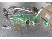 GrimmSpeed 44mm External Wastegate Uppipe w/ Dump Tube fits Subaru WRX STi
