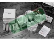 Wiseco Pistons Honda CRVTEC B20B w VTEC Head 84mm 8.4:1 K545M84