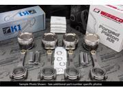 Wiseco HD Pistons K1 LW Rods 100mm Stroker 4G63T 7 bolt 87mm 8.8 9.4 1
