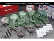 JE Pistons Skunk2 H Beam Rods Integra GSR B18 B18C B18C1 10.0 1 85mm