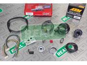 AEM Digital Wideband O2 UEGO AFR Kit COMBO With Hondata S300 V3