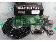 Competition Clutch Stage 1 Gravity Clutch Kit Mustang 3.8L V6 1994-02 7114-2400