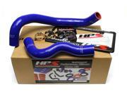 HPS Radiator Hose Blue 2007-2009 350Z VQ35HR 57-1438-BLUE