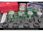 JE Pistons Brian Crower 625+ H Beam Rods SR20DE SR20DET 86mm 8.5:1