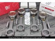 Wiseco Pistons Brian Crower Rods Fits Subaru Impreza EJ22 97.5mm 8.5:1