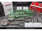 Wiseco Pistons Manley LW Turbo Tuff Rods 4G63T 7 bolt 85mm 8.1:1