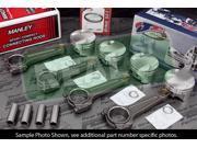 JE Pistons Manley Ibeam Rods for Impreza WRX 2.0L EJ20 EJ205 92.5mm 8.5:1 CR