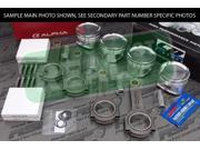 CP Pistons Skunk2 Rods Tsx Accord Crv K24 K24A 10.0:1 88mm