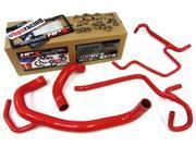 HPS Radiator Hose Red Dodge 2012-2013 Charger SRT8 6.4L V8 57-1328-RED-3