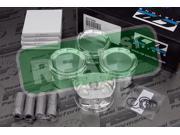 CP Pistons 4G63T 2G Eclipse Evo 8 9 86mm 8.5:1 9.0:1 100mm Stroker SC7254
