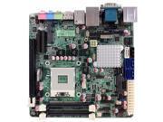 Jetway  NF9G-QM77  SBC  Mini-ITX  Intel Mobile i3/i5/i7 Socket G2 (PGA989) 3rd-Gen Core (Ivy Bridge/Sandy Bridge)  Intel QM77 Express