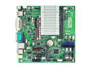 Jetway NF9W SBC  Mini-ITX  Intel Celeron N2930 Quad-Core SoC (Bay trail) 1.83GHz