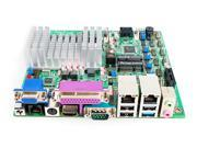 Jetway  NF9U  EmbeddedPC  Mini-ITX  Intel Celeron N2930 Quad-Core SoC (Bay trail) 1.83GHz ~ 2.16GHz Burst