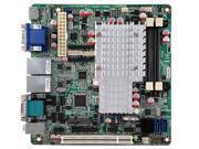 Jetway NF9B-2550 SBC Mini-ITX Intel Atom Dual Core D2550 1.86GHz Intel NM10