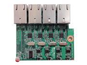 Jetway ADE4RTLANG Add on Module Proprietary Realtek RTL8111E VL CG PCI Express Gigabit Ethernet Controller