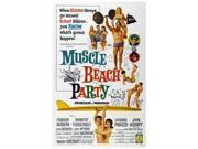 Muscle Beach Party Movie Poster 24x36 9SIA9HK3JK2751