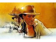 Indiana Jones And The Last Crusade Movie Poster 24x36 9SIA9HK3JK2283