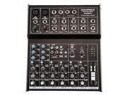 10-channel Mixer with USB
