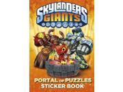 Skylanders Portal of Puzzles: Sticker Activity Book (Paperback) 9SIA9JS48P6493