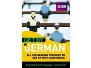 Get by in German (Book & CD) (Paperback)