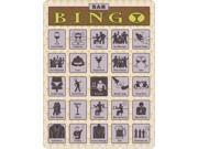 Bar Bingo Stationery (Board book)