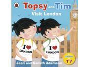 Topsy and Tim: Visit London (Topsy & Tim) (Paperback)