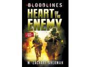 Heart of the Enemy (Bloodlines) (Paperback)