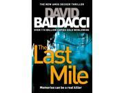 The Last Mile (Amos Decker Series) (Hardcover)
