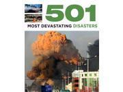501 Most Devastating Disasters (501 Series) (Paperback)