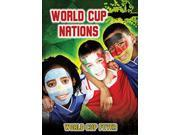 World Cup Nations (World Cup Fever) (Paperback) 9SIA9JS4948542