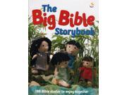 The Big Bible Storybook: 188 Bible Stories to Enjoy Together (The Bible storybook range) (Hardcover)
