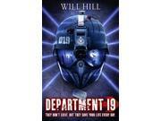 Department 19 (Department 19, Book 1) (Paperback)