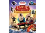 Thomas & Friends: Sodor's Legend of the Lost Treasure Movie Sticker Book (Thomas & Friends Movie Sticker) (Paperback) 9SIA9JS4952524