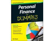 Personal Finance for Dummies Personal Finance for Dummies 8 9SIADE46237564