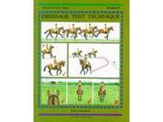 Dressage Test Technique (Threshold Picture Guide) (Paperback)