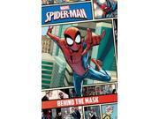Marvel Spider Man Behind the Mask (Marvel Comic Storybooks) (Hardcover) 9SIABBU4X80443