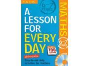 Maths Ages 6-7 (Lesson for Every Day) (Paperback)