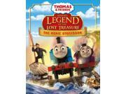 Thomas & Friends: Sodor's Legend of the Lost Treasure Movie Storybook (Thomas & Friends Movie Storybk) (Paperback) 9SIA9JS4952579