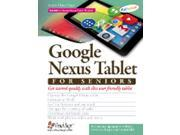 Google Nexus Tablet for Seniors (Studio Visual Steps) (Paperback)