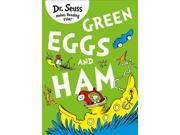Green Eggs and Ham (Dr Seuss) (Paperback)