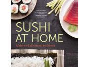 Sushi at Home GLD Rockridge Press (Corporate Author)