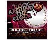 Rock Around the Clock: 480 Original Recordings from 24 Rock & Roll Legends