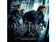 Harry Potter and the Deathly Hallows Part 1 (Gatefold sleeve) [180 gm 2LP black vinyl] 9SIA9JS4A03281