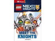 LEGO® NEXO KNIGHTS: Meet the Knights (Hardcover)