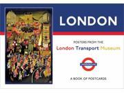 London Posters from the London Transport Museum AA832 (Card Book)