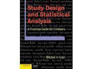 Study Design And Statistical Analysis 1 Katz, Mitchell H.