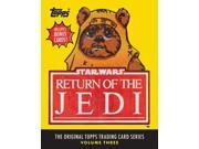 Star Wars Return of the Jedi Topps Star Wars 9SIA9JS4RN1727