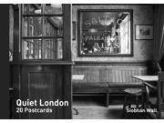 Quiet London Postcard Book POS 9SIA9JS4UB1707